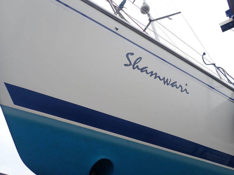 Onderwaterschip Catalina 42 te koop