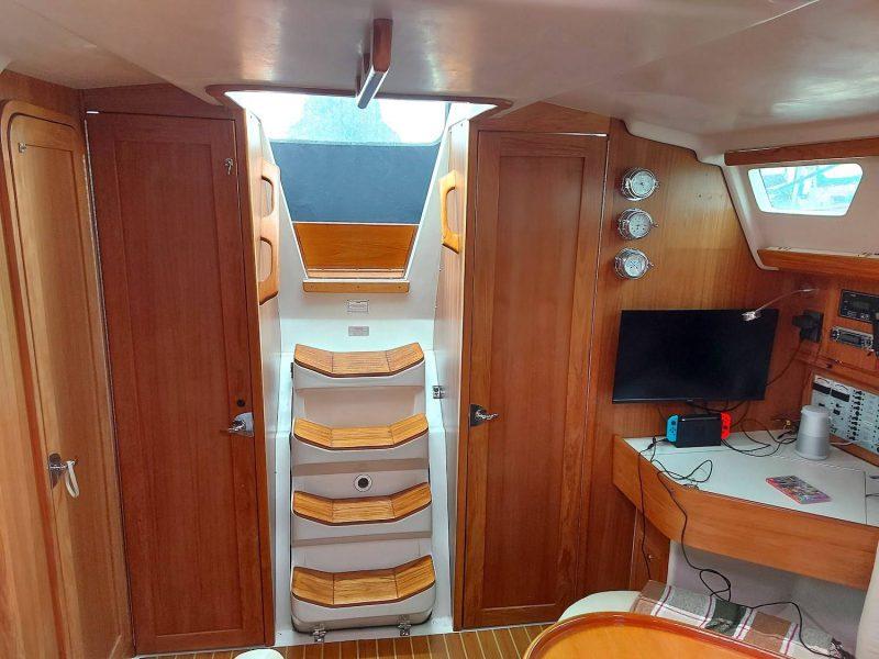 Rossinante-Catalina-42 tekoop- for sale-54